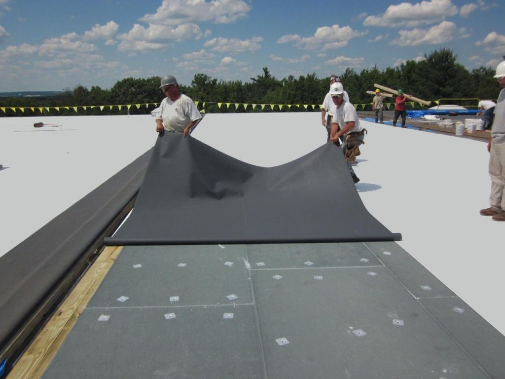 flat roof service