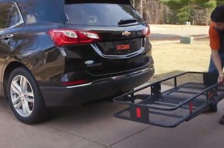 Benefits of Investing in a Hitch Cargo Carrier