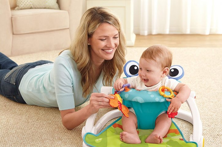 These Things Can Quietly Help Your Baby in Sitting up