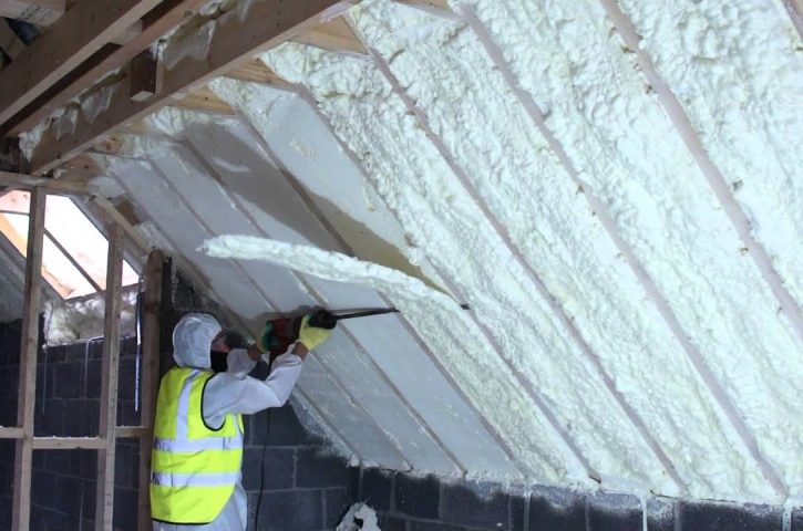 Beginners Guide to Spray Foam Insulation