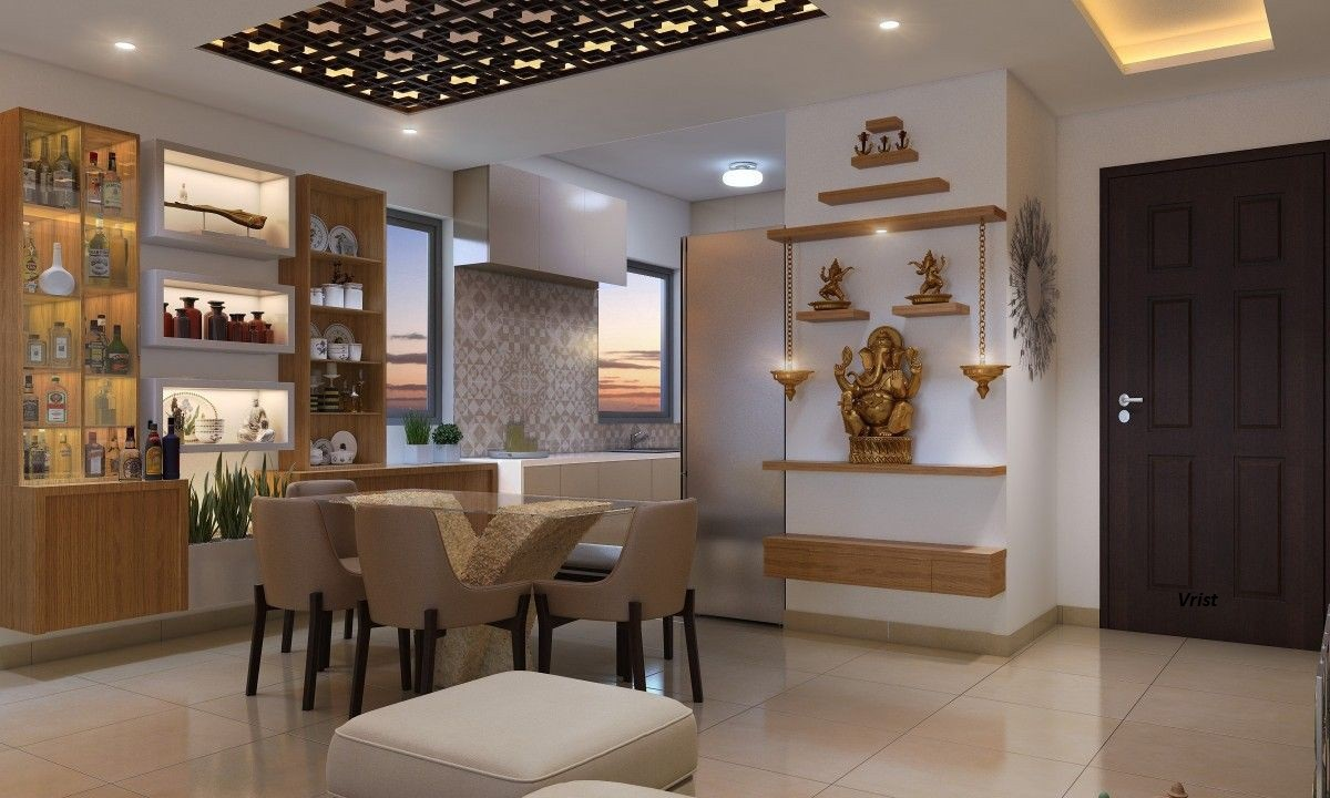 pooja room ideas in usa apartments