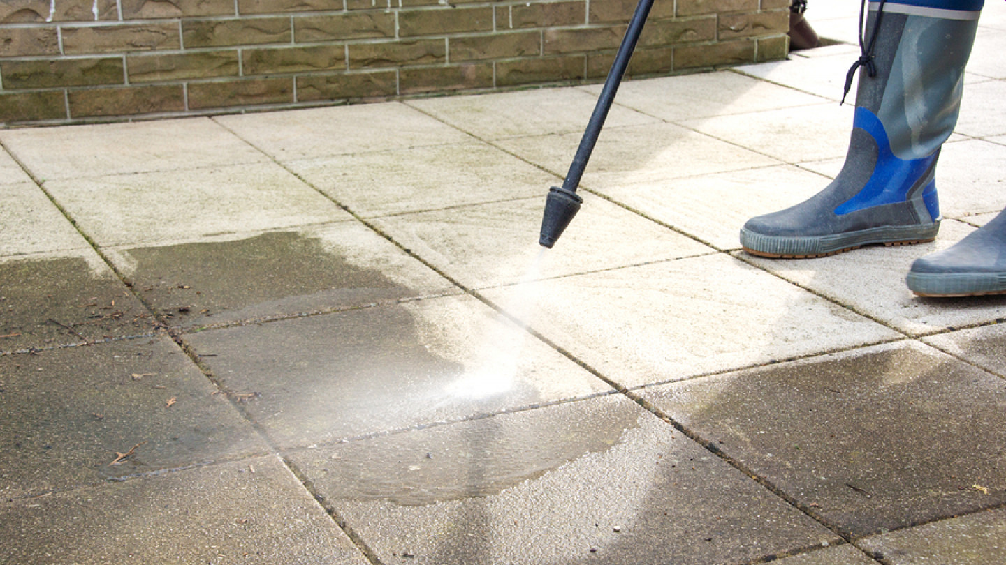 power washing videos