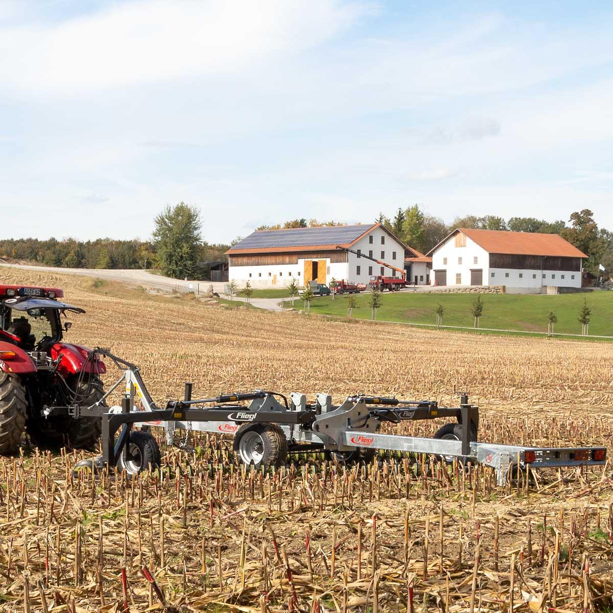 tractor supply chain harrow