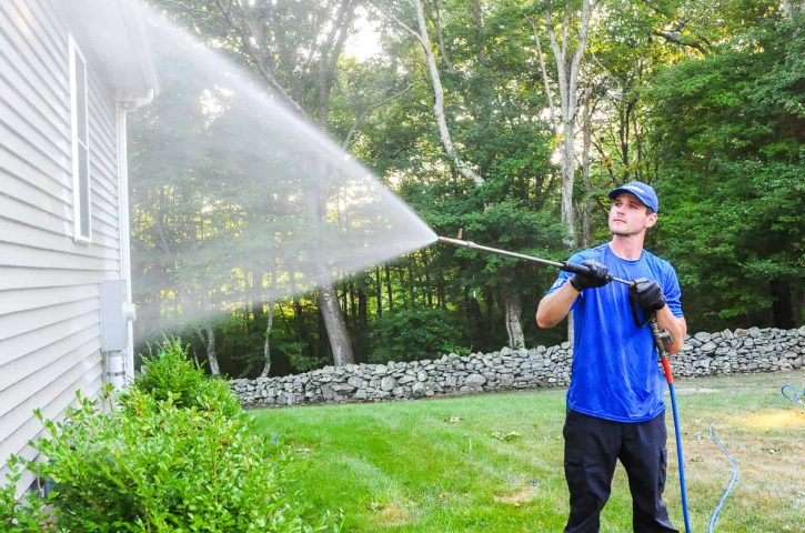 Property Getting Dirty? Get It Pressure Washed