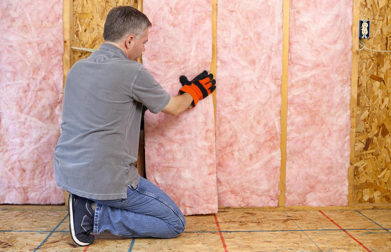 insulation home depot